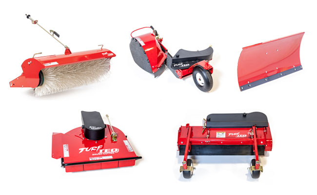 turfteq machine attachments