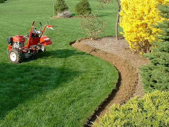 turf edging machine we are delighted with the results the hard edge