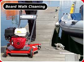 board walk pressure cleaning small pic